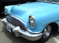 Ride | 1954 | Buick (e r j k . a m e r j k a) Tags: cruise blue classic cars buick ride 1954 grill erjkprunczyk