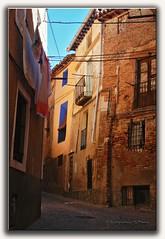 Callejeando  por Daroca (Otra@Mirada) Tags: rural pueblos calles barrios callejones aragón daroca