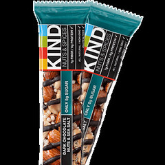 KIND Nuts & Spices, Dark Chocolate Nuts & Sea Salt, 1.4 Ounce, 12-Count Bars (rone_y) Tags: dark bars chocolate salt nuts kind spices ounce 12count