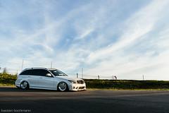 Mercedes C-Class Wagon (bochmann.photo) Tags: sky white canon wagon eos mercedes benz estate 5d kombi amg 2014 tamron2875mmf28 tmodell gatebil vsco iamthespeedhunter