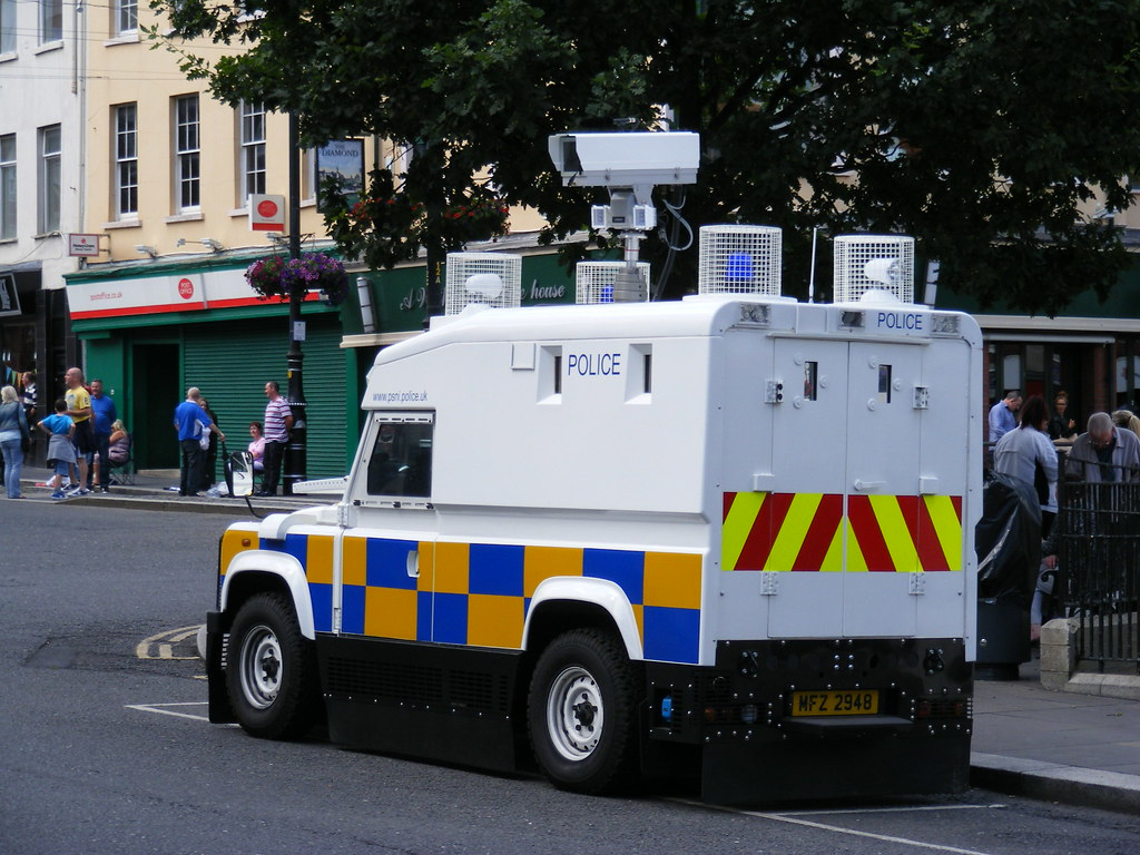The World's Best Photos of derry and police - Flickr Hive Mind