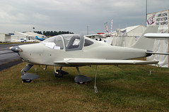 P96 (wiltshirespotter) Tags: pfarally pfa kemble tecnam p96 pfarally2004