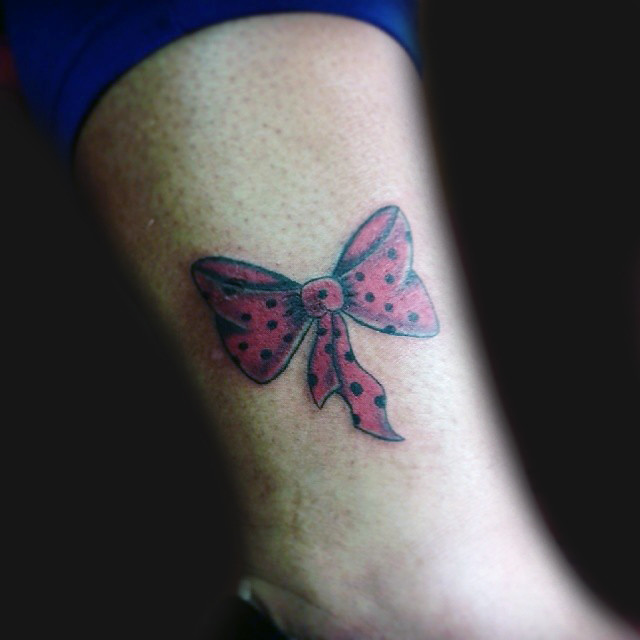 The world 39 s best photos of ribbon and tattoo flickr hive for Gold ribbon tattoos