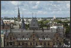 House of Representatives (Ciao Anita!) Tags: panorama netherlands cityscape nederland denhaag explore veduta thehague olanda cityview zuidholland tweedekamer laja townview stadsgezicht cameradeirappresentanti
