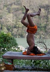 (Sébastien Pineau) Tags: india man color colour yoga asia raw yogi asie couleur hombre ganga sadhu homme inde ganges pineau sadu rishikesh gange योग uttarakhand uttarancha sādhu साधु उत्तराखण्ड sébastienpineau