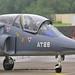 Belgian Air Component Alpha Jet1B AT28 close