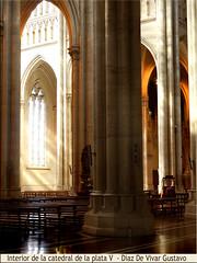 Interior de la catedral de la plata V  - Diaz De Vivar Gustavo (Diaz De Vivar Gustavo) Tags: de la interior catedral gustavo plata diaz vivar