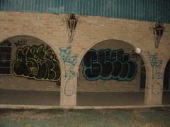 Aseko Blek (=BLEK=) Tags: graffiti donna tx south lg mick graff mic bombing tab rgv tabk lgk tabkrew