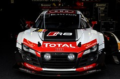 #1 Audi R8 LMS Ultra (Jerome Servais) Tags: club race grid belgium belgique racing belgian total audi pitstop spa ultra paddock pitlane r8 gt3 24h lms spafrancorchamps