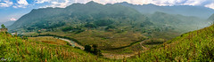 Muong Hoa Valley after harvest time (Black Baron93) Tags: panorama canon river landscape stream terrace vietnam highland valley fields 1855mm ricefield northeast moutains sapa laocai canon1855 landscapephotography muonghoa terracedricefield canon600d canonkissx5 mnghoa