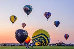 The Cycle of Life (brev99) Tags: balloons hotairballoons readington ononesoftware readingtonballoonfestival tamron28300xrdiif perfecteffects8