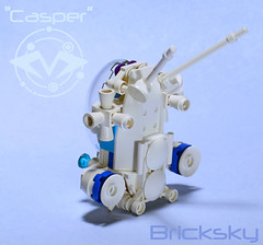 Sneak Attack Recon Starfighter (Bricksky) Tags: star fighter lego space small contest freinds moc bricksky