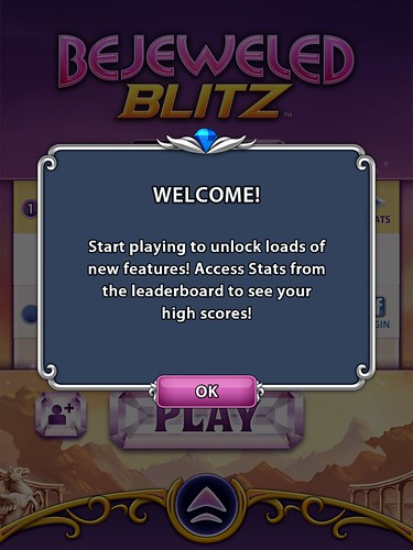 Bejeweled Blitz Info: screenshots, UI