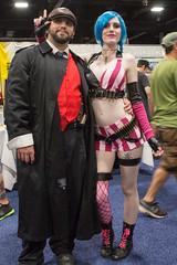 Boston Comic Con 2014 (62) (Gweedoe) Tags: world boston comic cosplay center comiccon trade con seaport 2014