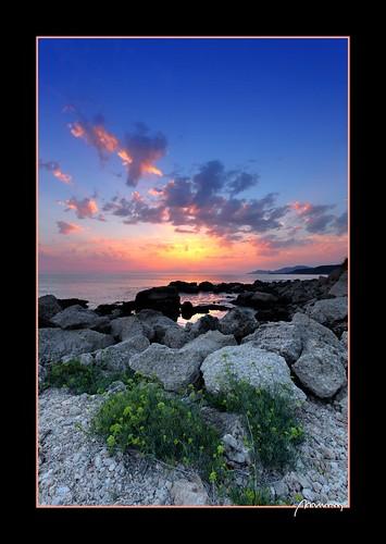 Greece Epirus - Sunset
