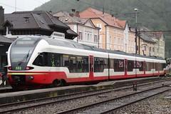TRN/RVT Trainset type RABe527 331. (Franky De Witte - Ferroequinologist) Tags: de eisenbahn railway estrada chemin fer spoorwegen ferrocarril ferro ferrovia