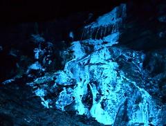Llechwedd Slate mine natural chemical reactions (davellani) Tags: mine slate llechwedd