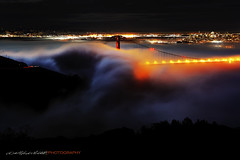 * * Firestar-Tah * * (Andrew Louie Photography) Tags: life california camera city bridge winter light moon art coffee fog canon photography golden bay spring gate san francisco cityscape sfo expression marin jazz andrew full area passion headlands louie february prodigy epic firestarter