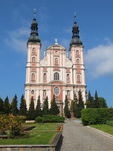 Church of St. Nicholas and St. Francis, Otmuchów