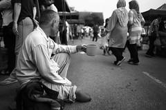 Mengharap Simpati (Ah Meng) Tags: pahang pasar pagi rompin sedekah peminta