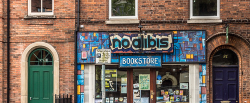 NO ALIBIS BOOKSTORE IN BELFAST Ref-755