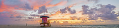 Sunrise on South Beach, Miami, Florida. (pedro lastra) Tags: water waterfront outdoor sony ii mk2 a77 miamisunrise sonya77ii