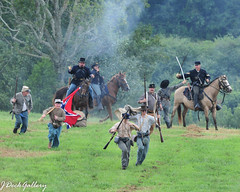 D3D_2553 (jdeckgallery) Tags: georgia union august battle confederate civilwar soldiers 2014 nashfarm