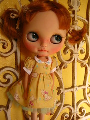 IMG_0643...Sunshine Yellow!  I LOVE this little dress so much!