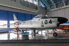 F-86D (yasu_osugi) Tags: jasdf f86d