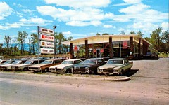 Olsen Todd Olds Cadillac Central Valley Ny 1970