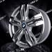KR R56 BMW M6 / PRATA DIAMANTADO 4 FUROS