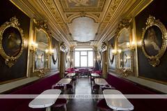 Caffe Florian - Venice, Italy (Naomi Rahim (thanks for 5 million visits)) Tags: travel venice italy architecture gold design cafe nikon europa europe italia interior unesco wanderlust venetian elegant ornate venezia caffe travelphotography caffeflorian auroradesign