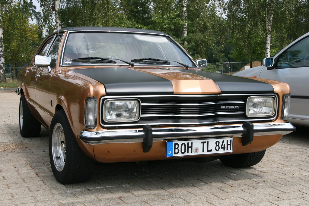 The world 39 s best photos of knudsen and taunus flickr - Ford taunus gxl coupe 2000 v6 1971 ...