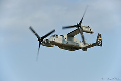 In Go Fast Mode (Fly Sandman) Tags: bell airshow marines boeing osprey warbird eaa oshkosh airventure vtol v22 tiltrotor