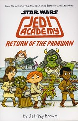 Return of the Padawan (Vernon Barford School Library) Tags: new school fiction brown reading book robot starwars high humorous graphic library libraries alien humor reads books science humour aliens read paperback robots cover return jedi junior novel jeffrey covers sciencefiction graphicnovel bookcover schools middle academy extraterrestrials vernon recent extraterrestrial bookcovers paperbacks graphicnovels novels fictional padawan barford jediacademy softcover vernonbarford softcovers extraterrestrialbeings 9780545773171