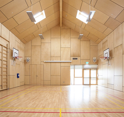 Kirkmichael Primary School by Holmes Miller