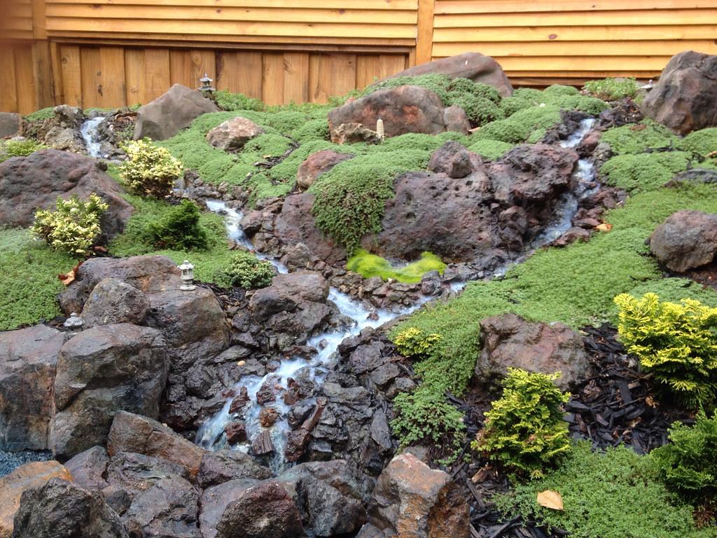 Garden Mountain (My DIY Garden) Tags: Mountain Garden Asian Japanese Diy  Backyard Ken