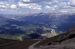 Whistler mountain, Jasper (Ziva_Amir) Tags: park mountain rockies whistler jasper canadian alberta netional