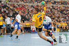 "DKB DHL15 Rhein-Neckar-Löwen vs. HSV Handball 06.09.2014 023.jpg • <a style=""font-size:0.8em;"" href=""http://www.flickr.com/photos/64442770@N03/15169167605/"" target=""_blank"">View on Flickr</a>"