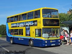 DT7 - Rt39A - BlanchCentre - 250714(large) (dublinbusstuff) Tags: belfield dublinbus ongar dennistrident harristown dt7 alexanderalx400 route39a blanchardstowncentre