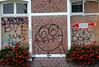 graffiti in Doel (wojofoto) Tags: graffiti streetart doel dorp belgie belgium wojofoto pressone wolfgangjosten