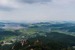 From Palbongsan, Seosan (jacksonhung.ca) Tags: asia korea seosan chungnam  palbongsan
