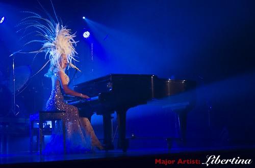 LIBERTINA: LIVE, in Concert