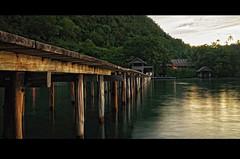 Sorido Bay, Mansuar Island, Raja Ampat (MF Alfath) Tags: bridge speed indonesia slow gr papua ricoh ricohgr raja slowspeed rajaampat ampat