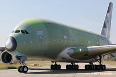 F-WWAB // A6-APB - Airbus A380-861 - Etihad Airways - CN 170 (Bastien Spotting Aviation) Tags: cn airbus airways bastien 170 etihad a380861 fwwab engerbeau a6apb