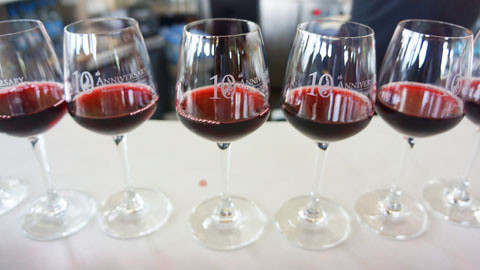 Hua Hin Hills Wine Tasting 2