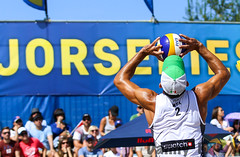Men beach volleyball - Swatch FIVB Toronto Finals - (Danny VB) Tags: volleyball beachvolleyball women swatch fivb torontofinals toronto ontario canada summer september volley canon 6d canon6d dannyboy photo photography sport sports action sportsphotography