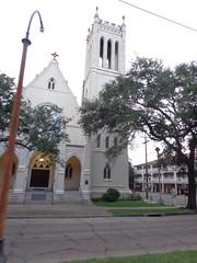 Christ Church Cathedral (Episcopal) (sftrajan) Tags: neworleans architecture church glise campanile stcharlesavenue kirche iglesia christchurchcathedral episcopalian protestant gothicrevival 19thcentury