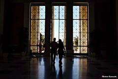 Athens Zappeion (Eleanna Kounoupa) Tags:  zppeionmgaro athens   architecture hccity historicalcenter   silouettes