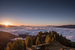Early in the morning (em-si) Tags: spittal lendorf austria österreich kärnten carinthia mountains berge sonnenaufgang sunrise night nacht morning morgen hunter jäger